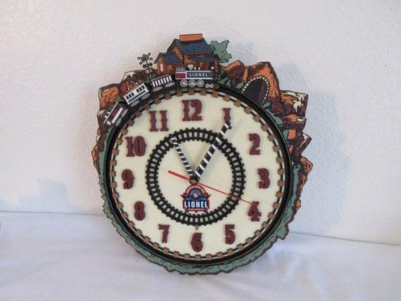 Lionel Train Clock Video Search Engine At Search Com