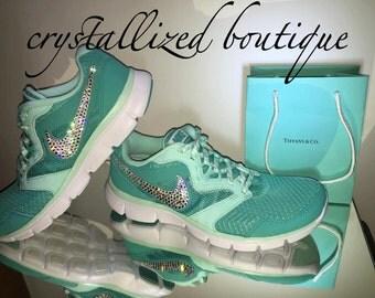 Custom Nike Swarovski Runners