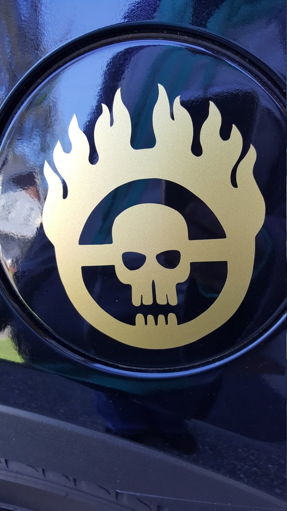 Mad Max Fury Road Vinyl Decal Multiple Colors