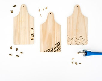 Kit DIY - pyrography