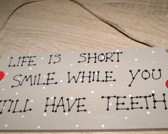 Plaque, Quote plaque, funny plaque, handwritten plaque, home decor, decorative plaque, funny gift, funny sign.