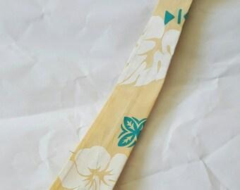Hawaiian Print Neckties - Boys