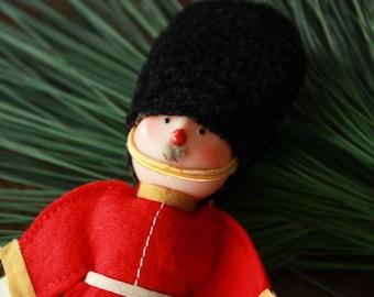 British Royal Guard Christmas Ornament