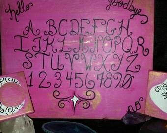 Pink Spirit Board Set