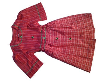 Dress 8 years vintage 60s