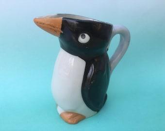 Penguin Vintage Creamer Made in Japan