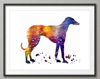Dog Art Print, Dog Decor, Dog Watercolor Art, Dog, Dog Wall Decor