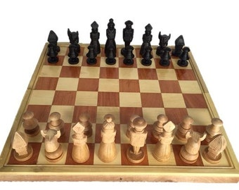 Native Philippines Chess Set - 50% Off