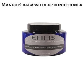 Deep Conditioner - Hair Conditioner - Conditioning Treatment - Natural Hair Care - Conditioner - Hair Mask - Natural Hair Products