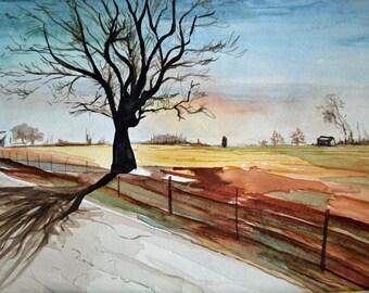 Landscape Painting #6
