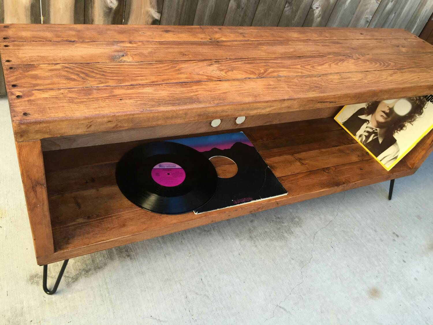 Old record player cabinet value new mid century modern for Classic house records