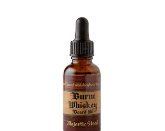 Majestic Steed Beard Oil