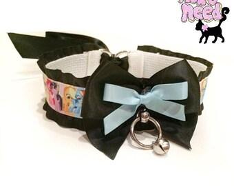 Black My Little Pony Collar