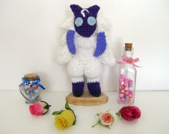League of Legends Classic Kindred Amigurumi Plushie
