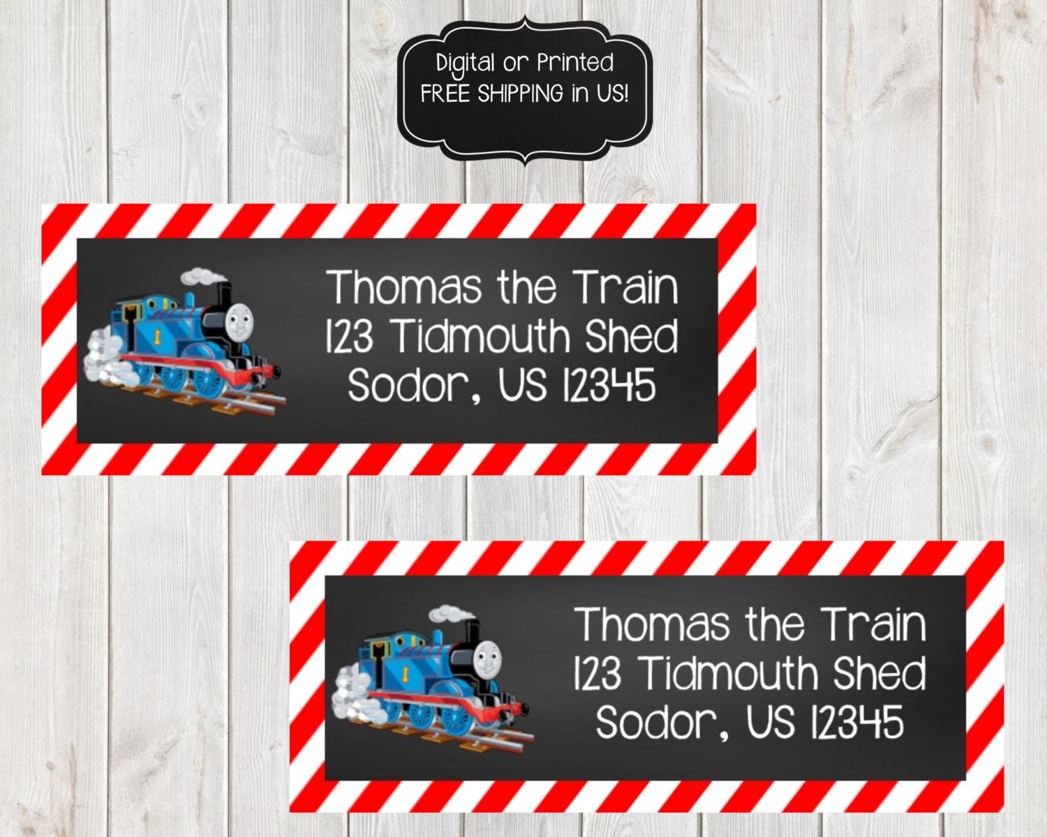 Make Your Own Thomas The Train Invitations was adorable invitations sample