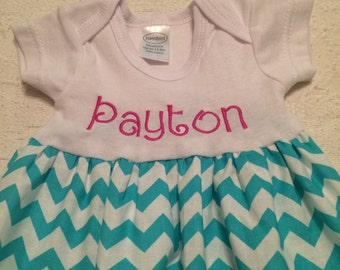 Infant Layette Gown