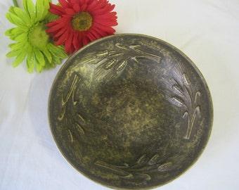 Vintage Bowl decorative / ornamental Bowl Vintage