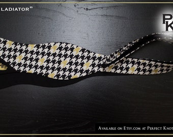 "PK's Crown Holder Series ""Gladiator"" Freestyle Bow Tie"