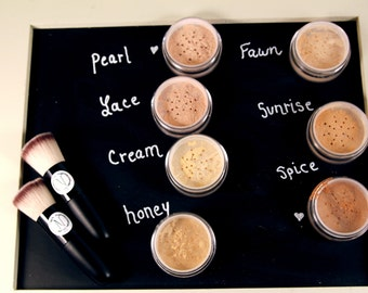 Cream Loose Mineral Powder