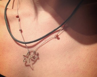 Beautiful star necklace