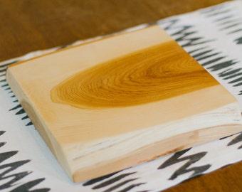 Sugar Maple Serving Board