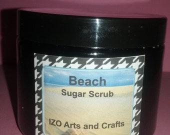 Beach Sugar Scrub