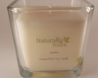 Handcrafted Soy Candle