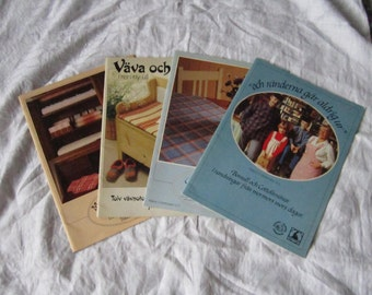 Swedish Weave Magazines