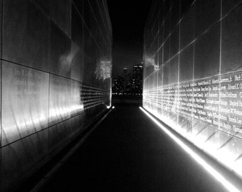 Fine Art Photography, Black and White Photography, Liberty State Park
