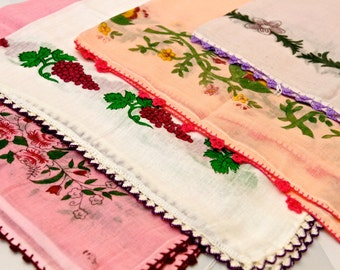 Various Colors of Table Cloth