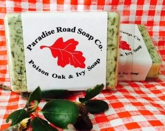 Paradise Road Poison Oak & Ivy Soap ~ 2 Bar Pack