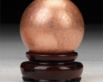 30mm Pure solid copper sphere