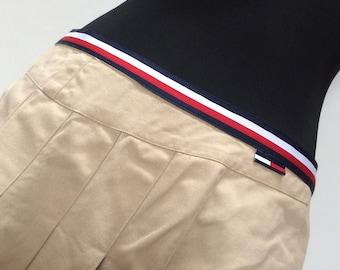 Vintage TOMMY HILFIGER Women Skirt