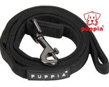 PUPPIA - Dog Puppy Leash Lead - Black