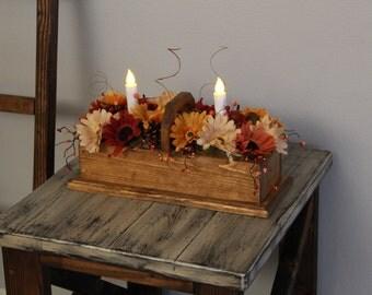 SALE  Thanksgiving Fall Centerpiece