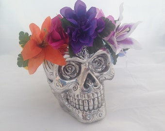 Tropical Floral Crown
