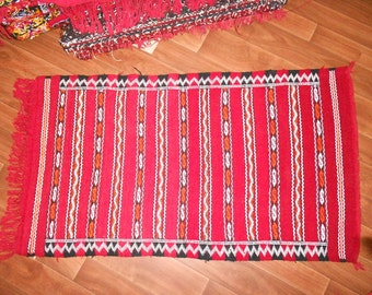 Moroccan kilim L142 l078 H000D000 rugs