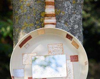 Decorative frying pan