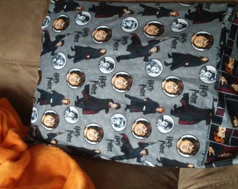 Awesome New Harry Potter Pillowcase