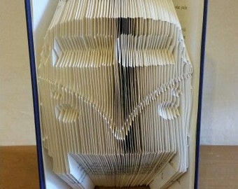 Campervan Book Folding Pattern, 204f with Free Beginner Tutorial