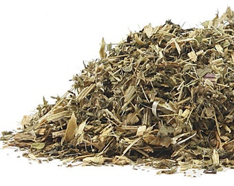 Certified Organic Blessed Thistle - Dried Herb - 4 oz