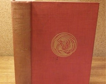 A Connecticut Yankee in King Arthur's Court by Mark Twain Antique Illustrated Hardcover book