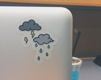 ON SALE - Stormy Stickers