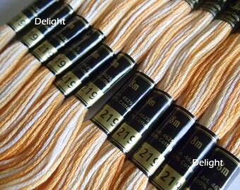 Anchor Thread 1219 Variegated 6 Strand Floss / Skeins