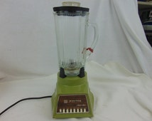 1970's Working Waring Blender-Usable-Collectible-Vintage