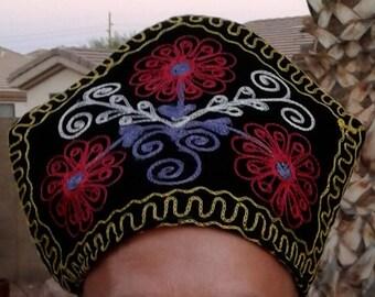 Uzbekian Men's Quilted Hat (161003)