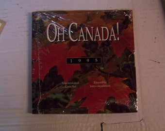 Oh Canada 1995 uncirculated coin set