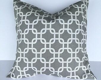 Throw pillow accent pillow cover gray pillow cover decorative throw pillow cover couch pillow home decor pillow cover decor pillow cover