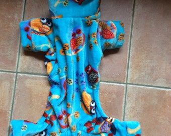 Dog Pajamas OWL