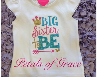 BIG Sister To Be!